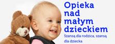 Opieka nad dzieckiem. Ministerstwo Pracy i Polityki Społecznej