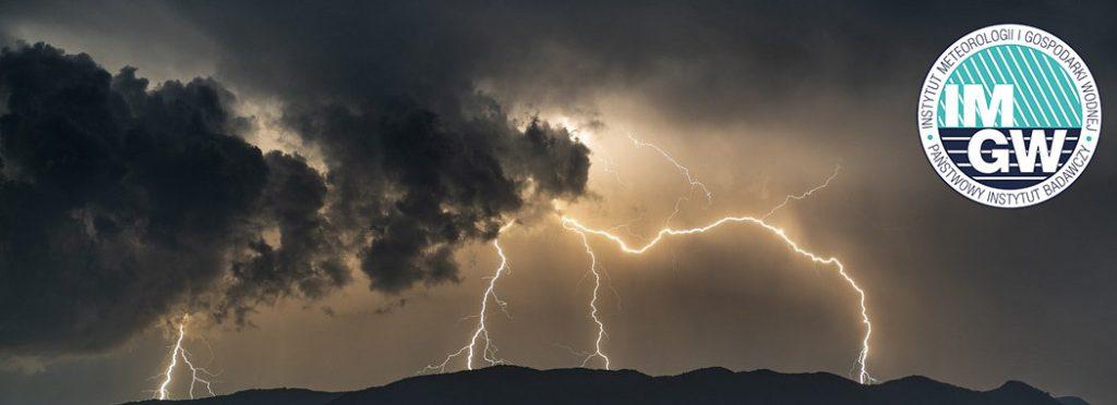Piosuny, burza