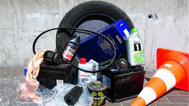 Odpady motoryzacyjne