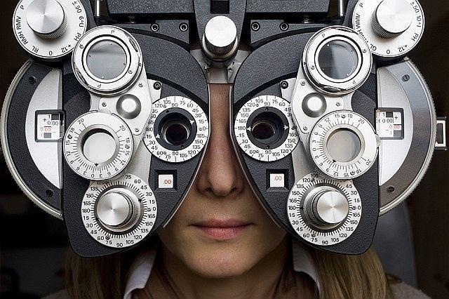 Urządzenie do badania wzroku
