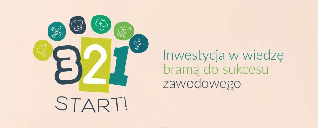 Logo 321 Start