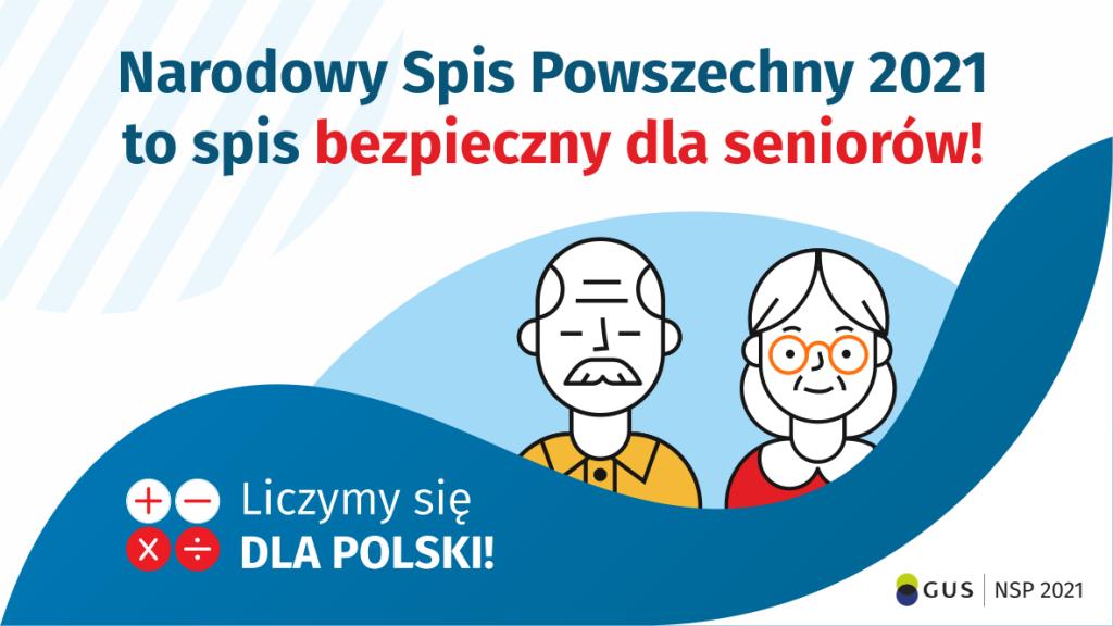 Baner - Spis bezpieczny dla seniorów