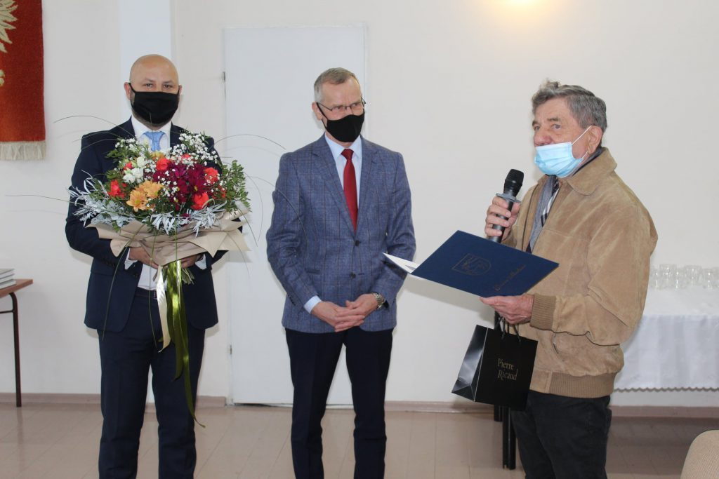 Przewodniczący RG, Wójt, p. Karwowski